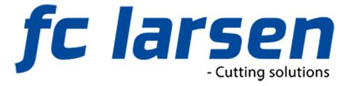 FC LARSEN Logo